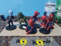 Miniaturas Homem Aranha