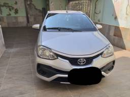 Toyota Etios XS Sedan 1.5 Flex 16V Automático (Único Dono)
