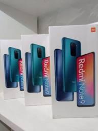 Xiaomi Redmi Note 8, 9 e 9S + Xiaomi Redmi 9A + Miband 4 e 5