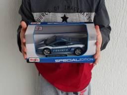Carrinhos Miniaturas Colecionável Lamborghini Gallardo 1:24
