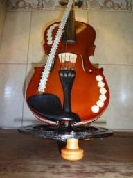 Abajur tipo Violino_Exclusivo