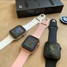 Relógio Inteligente Smartwatch X7 2020 com Garantia - Promoção queima de estoque