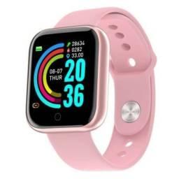 Smartwatch y68 super promoção  com frete gratis