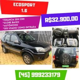 EcoSport 1.6 2012 Completa