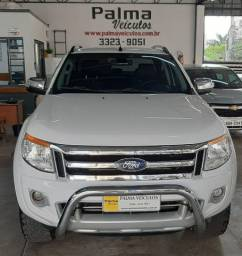 Ranger limited cab. dupla 3.2 auto diesel 4x4 2014/2014