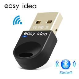 Adaptador Usb Bluetooth 5.0 Dongle Pc Win Xbox