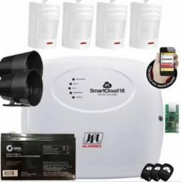 Alarmes Residencial é Comercial Jfl Smartcloud