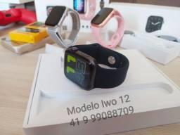 Iwo 12 smartwatch relógio inteligente