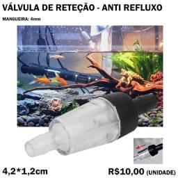 Válvula de Retenção para Bomba de Ar Aquário