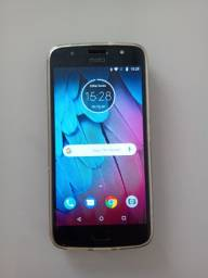 Motorola G5S Dual Chip Android Platinun