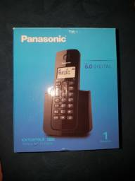 Telefone sem fio Panasonic novíssimo