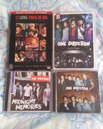 CD's e DVD's One Direction