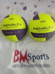 Vendo Bolas de Voleibol Penalty pró 6.0