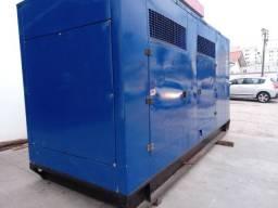 Gerador de Energia à Diesel Trifasico 500 KVA - Stemac 500kva carenado