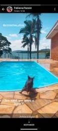 Casa de Veraneio com piscina