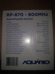 Kit de Repetidor e amplificador de sinal de celular plus Rural
