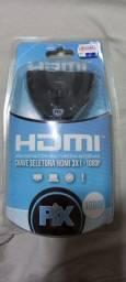 Hub HDMI 3x1 1080P