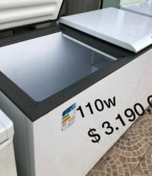 Título do anúncio: Vendo freezer file na promoção com garantia