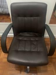 Título do anúncio: Cadeira escritório nova