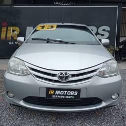 Título do anúncio: Toyta Etios sedan xs 1.5