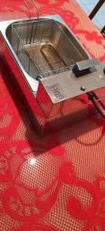Vendo fritadeira eletrica inox