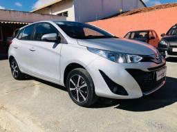 YARIS XS 2019 1.5 Automático Top KM Baixo