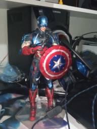 Boneco Capitão América Completo Original