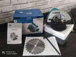 Serra circular 127V/ produto novo