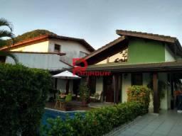 Casa à venda com 3 dormitórios em Canto do forte, Praia grande cod:846