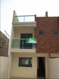 Sobrado com 3 dormitórios à venda, 90 m² por R$ 357.000,00 - Sítio Cercado - Curitiba/PR