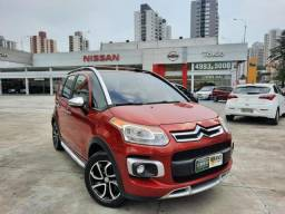 CITROEN AIRCROSS 1.6 EXCLUSIVE 16V FLEX 4P MANUAL.