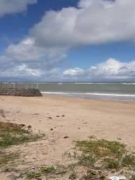 Casa e Terreno para venda no Condomínio Enseada Praia do Pedrão. Beira Mar.