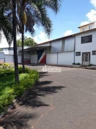 Galpão para alugar, 415 m² por R$ 14.000,00 - Chácaras Tubalina - Uberlândia/MG