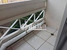 Apartamento com 1 dormitório para alugar, 44 m² por R$ 740,00 - Morada da Colina - Uberlân