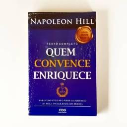 Livro Quem Convence Enriquece - Napoleon Hill