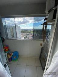 Apartamento com 2 dormitórios à venda, 56 m² por R$ 220.000,00 - Setor Negrão de Lima - Go