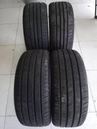 Título do anúncio: 4 pneus praticamente novos 2054017