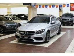 Mercedes-Benz C 63 Amg AMG 4.0 V8 Bi-Turbo Aut.