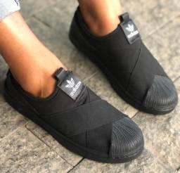 Título do anúncio: Tênis Adidas Slip On - $150,00