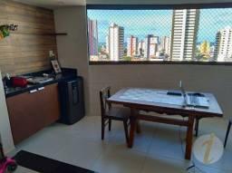 Título do anúncio: Apartamento com 4 dormitórios à venda, 159 m² por R$ 690.000 - Manaíra - João Pessoa/PB