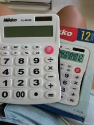 Título do anúncio: Vendo calculadora nova