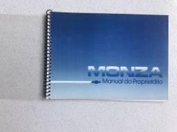 Título do anúncio: Vendo manual de instruções do Monza de 84 à 90