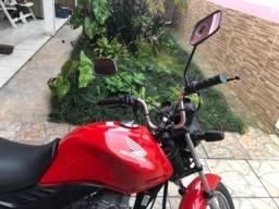 Título do anúncio: Honda CG Fan KS 2013
