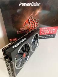PowerColor RX 5700XT 8GB Gddr6 - RedDragon
