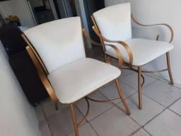 Título do anúncio: Cadeira de ferro em ótimas qualidades *
