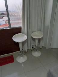 Título do anúncio: Cadeira com ajuste de altura bem novinha