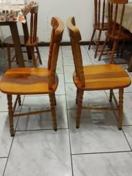 Título do anúncio: Cadeiras em madeira para restaurante