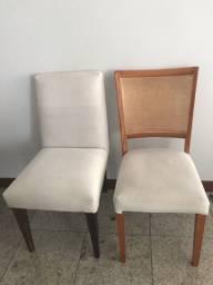 Jogo de Cadeiras para Sala de Jantar
