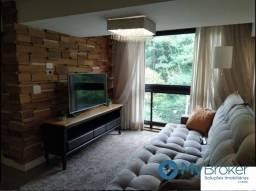 Título do anúncio: Apartamento à venda com 3 dormitórios em Laranjal, Volta redonda cod:491