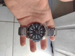 Relógio Magnum Original Prata
